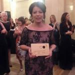 Jacqueline Receives CO3 Award