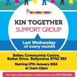 Kinship Care NI launch new 'Kin Together' Support Group in Ballymena