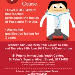 Kinship Care NI are holding an Emergency First Aid Paediatric Course in Belfast.