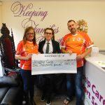 Oris Foundation Raises £1,000